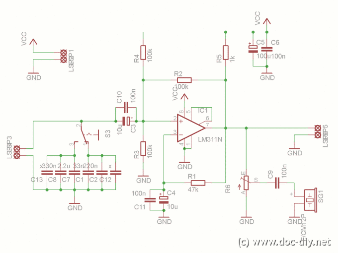 Doc Diy Simple Inductance Meter