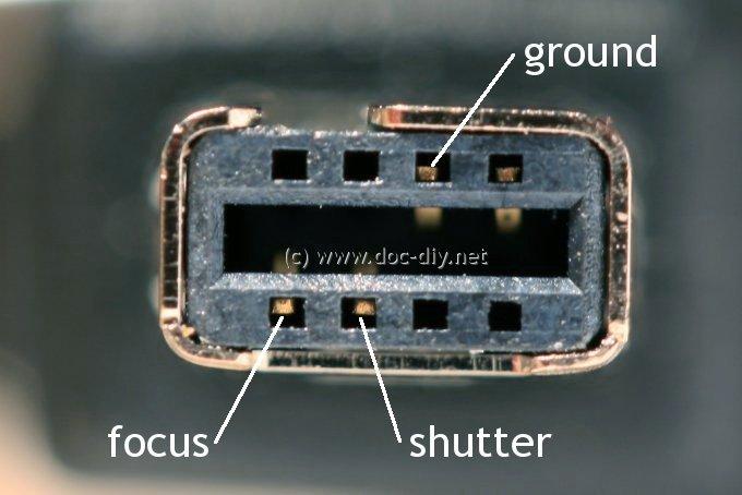 Www Doc Diy Net Camera Remote Release Pinout List