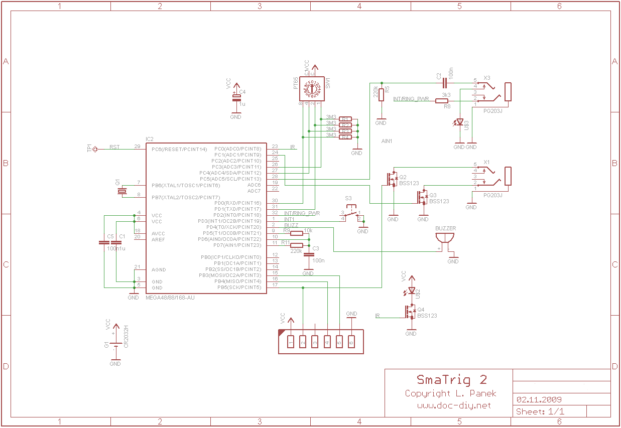 Smatrig 2 The Improved Smart 15 In 1 Trigger Programmer Avr Your Usb Circuit Diagram Nonstopfree Electronic Schematics