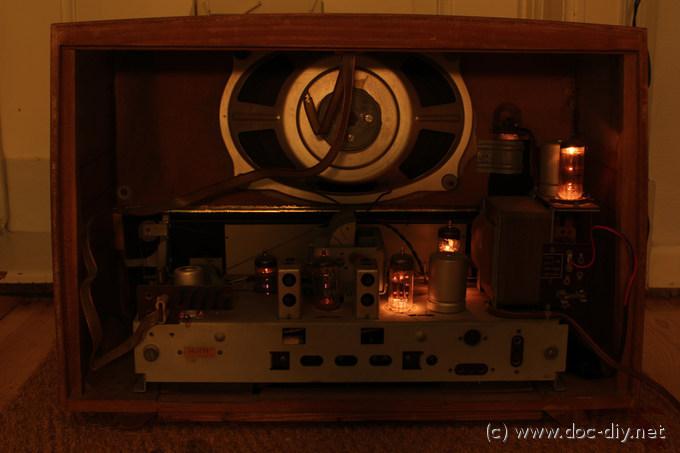 www doc-diy net :: tubeNetRadio - The retro Raspberry Pi